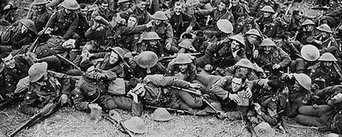 """Proiezione del documentario relativo al Film """"La Grande Guerra"""""""