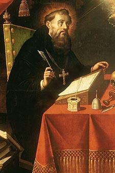 Sant'Agostino di Antonio Rodriguez